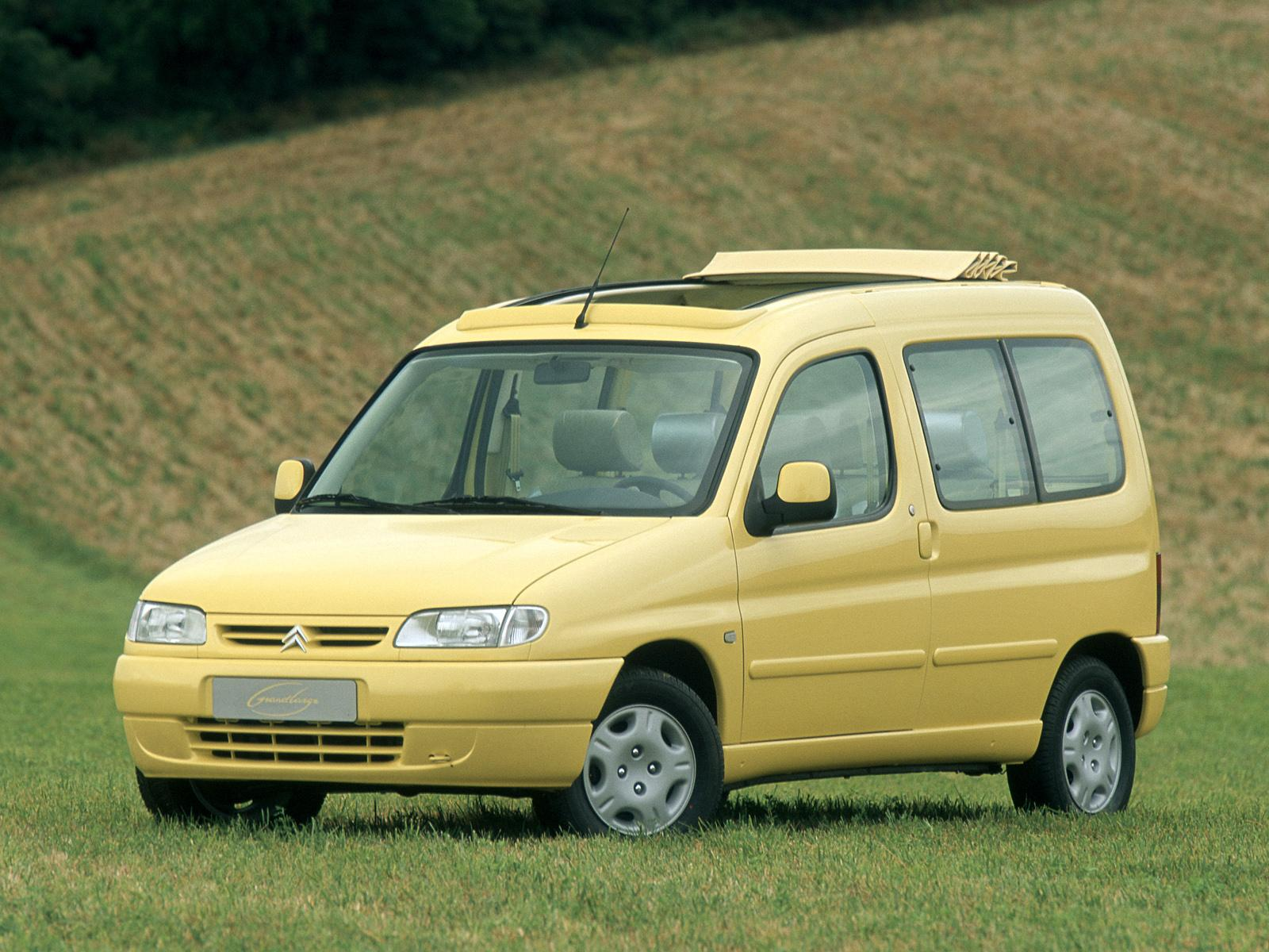 Berlingo Grand Large 1996, koncept