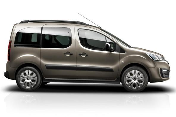 Berlingo Multispace XTR 2015, profil