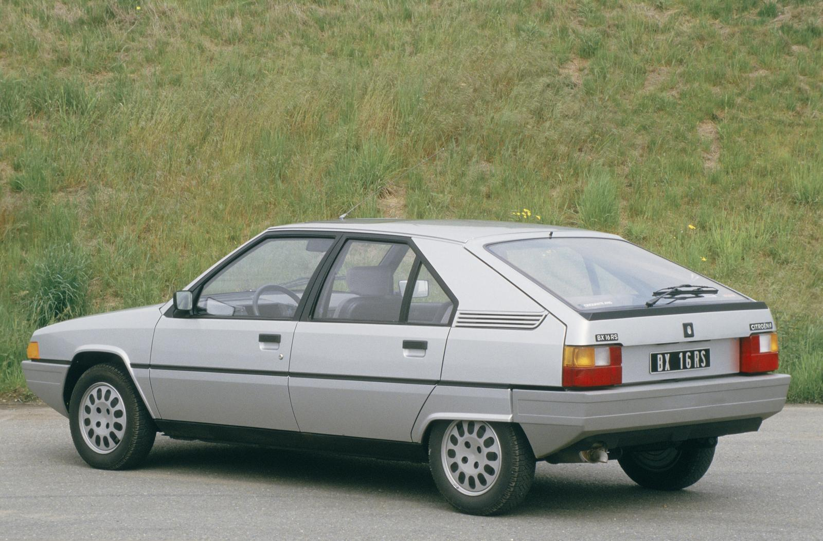 BX 16 RS 1985