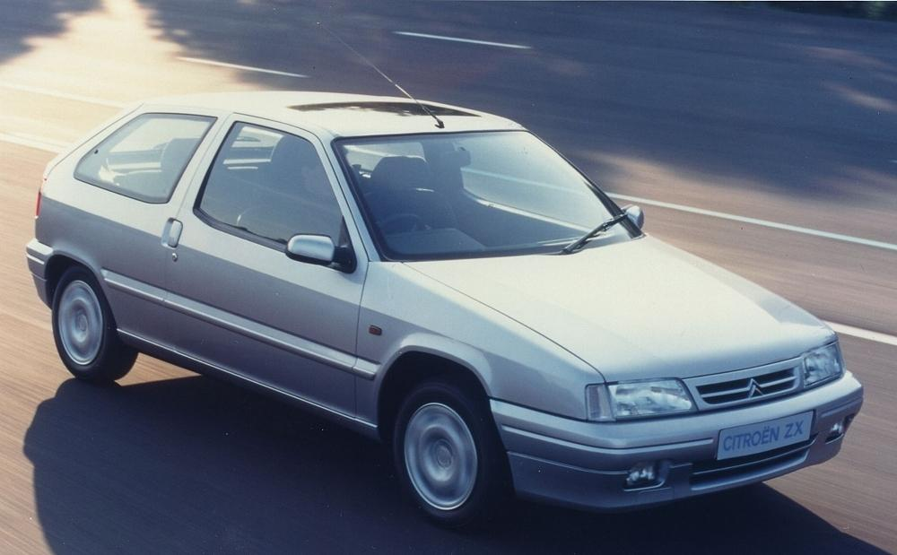 ZX Coupé 1.4i SX 1996, restyling